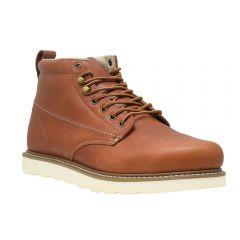 """Golden Fox 6"""" Steel Toe Wedge Boots (Rubber)"""