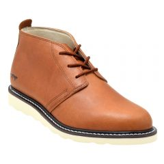 "Men's 5"" Arizona II Classic Chukka Work Boots Oil Tanned Leather"
