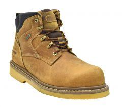Mens 6118 Waterproof Industrial Work Boot Pro