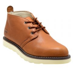 Men's Heritage Chukka Work Boot Oil Tanned Leather