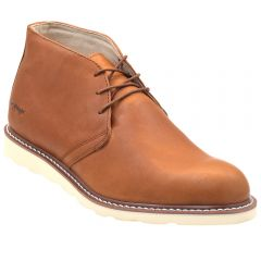 "Men's 5"" Slim Chukka Work Boots Tanned Leather"