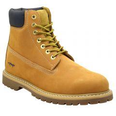 "Mens Classic 6"" Wheat Work Boot"